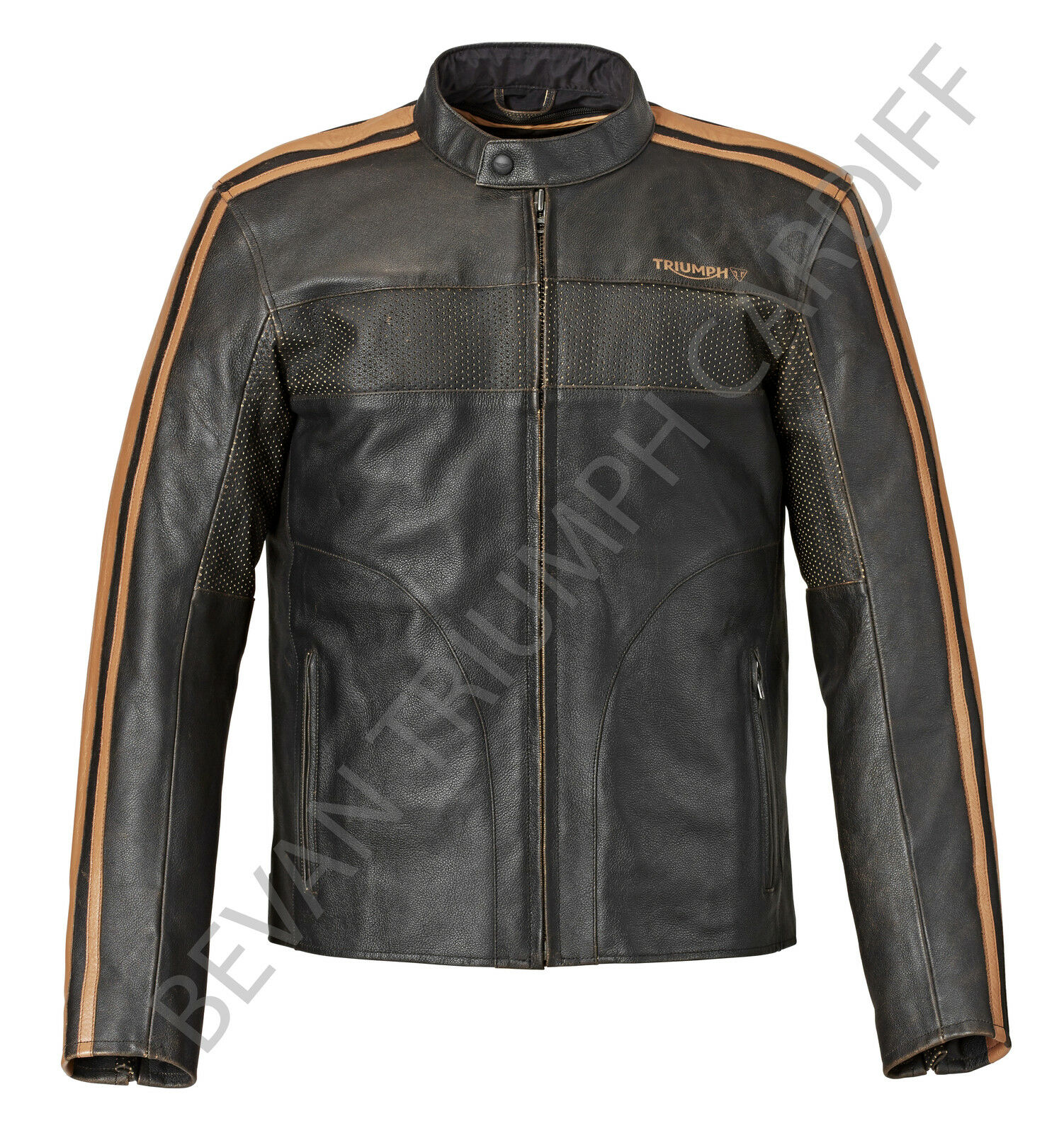 Leather jackets cardiff