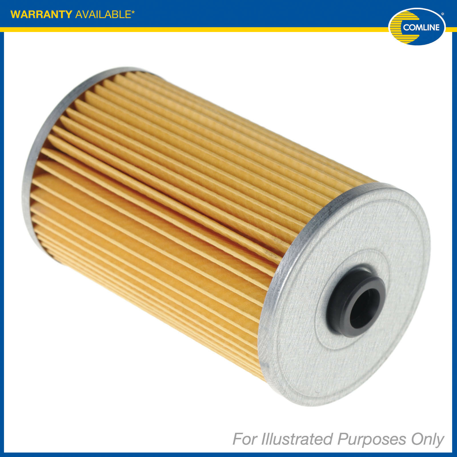Volvo V70 Mk2 24 D5 Genuine Comline Fuel Filter Oe Quality 1998 S70 Location Replacement Insert 1 Of 1only Available