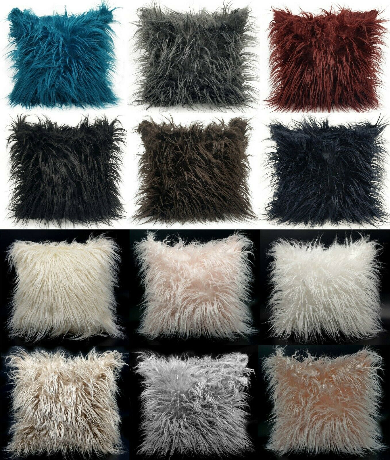 Find great deals on eBay for large faux fur pillows. Shop with confidence.