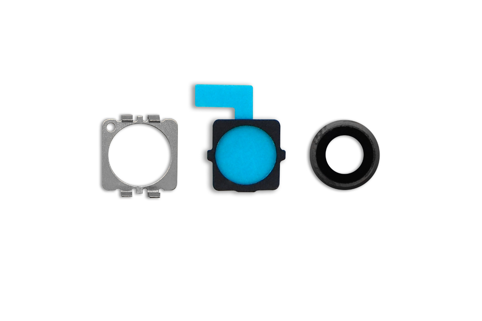 IPHONE 6S KAMERA Linse Glas Camera Lens Glass Halter Dichtung Gasket ...