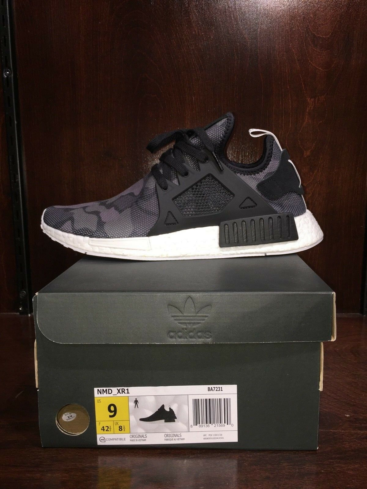 new products c681f ce9ae Adidas NMD XR1