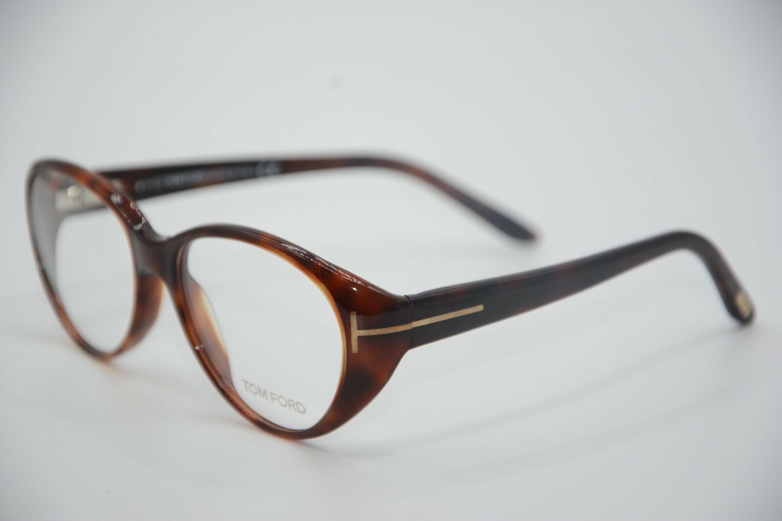 9805f05801 Brand New Tom Ford Tf 5245 052 Havana Eyeglasses Authentic Frame Tf5245  53-15 1 of 5Only 1 available ...