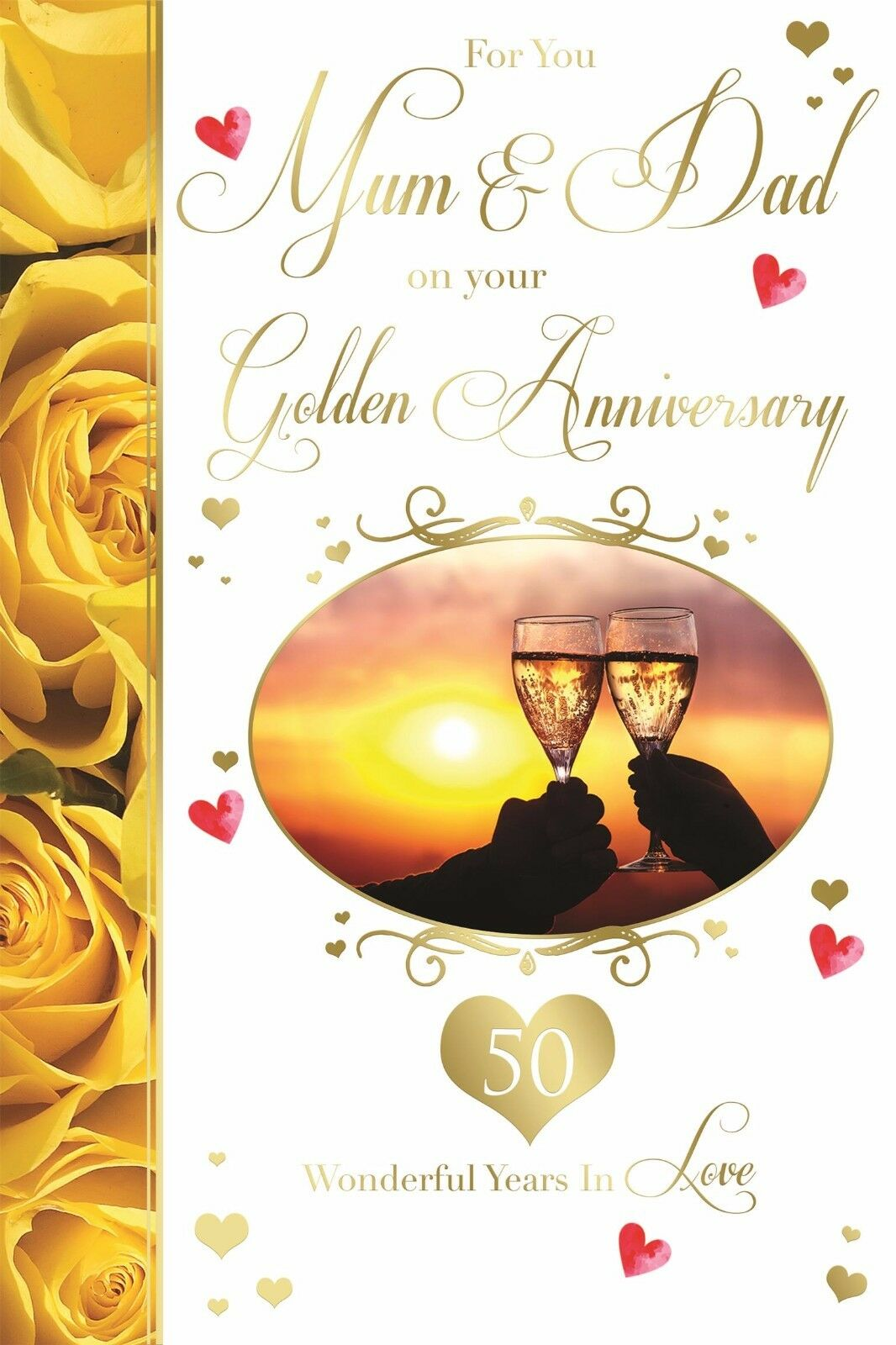 To My Husband On Our 55th Emerald Anniversary Glasses Design