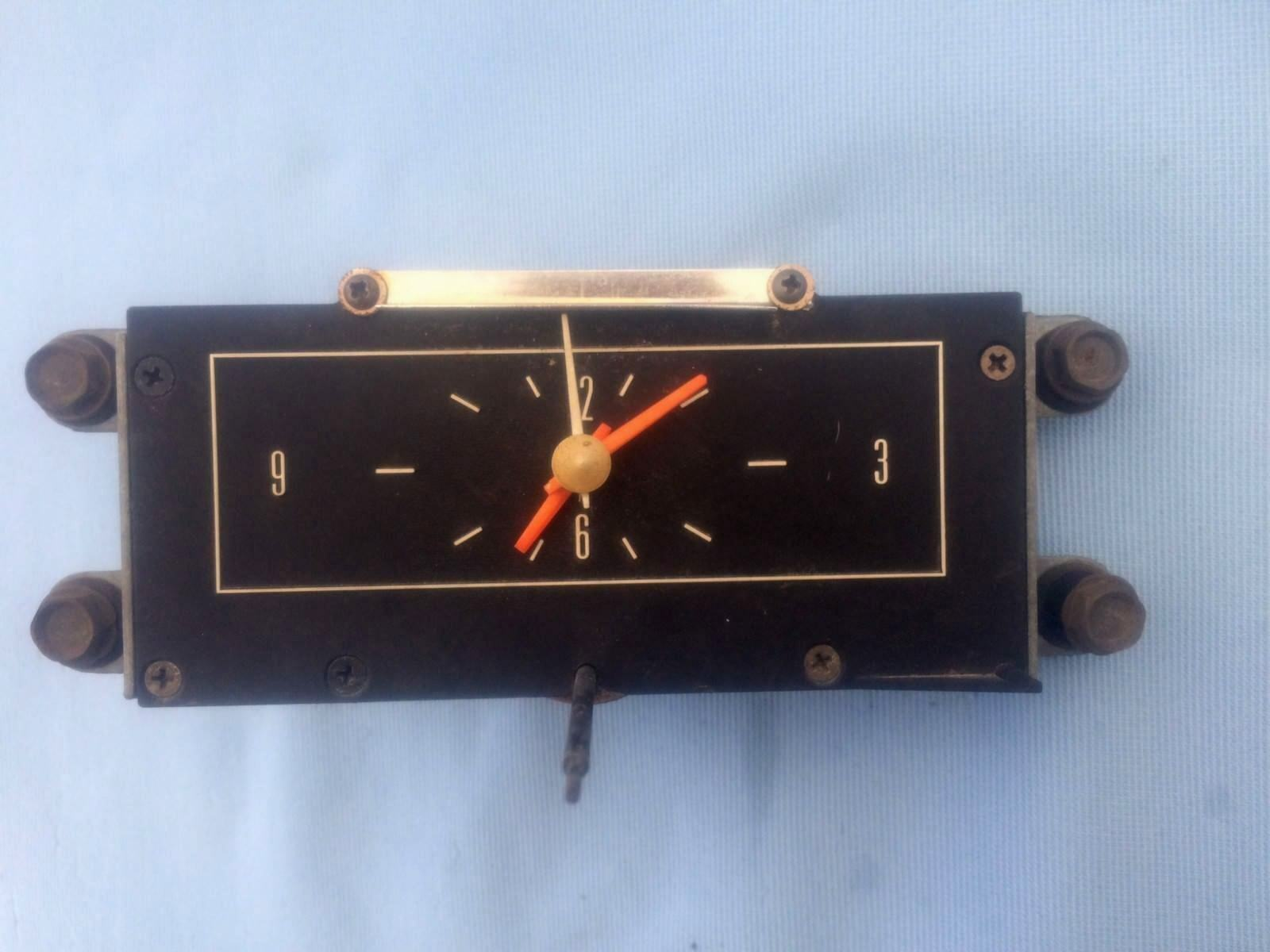 Oem 1964 1965 Lincoln Continental Dash Clock 7000 Picclick Wiring Harness 1 Of 5only Available