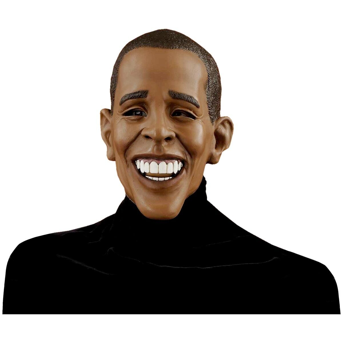 deluxe president barack obama costume mask adult halloween political