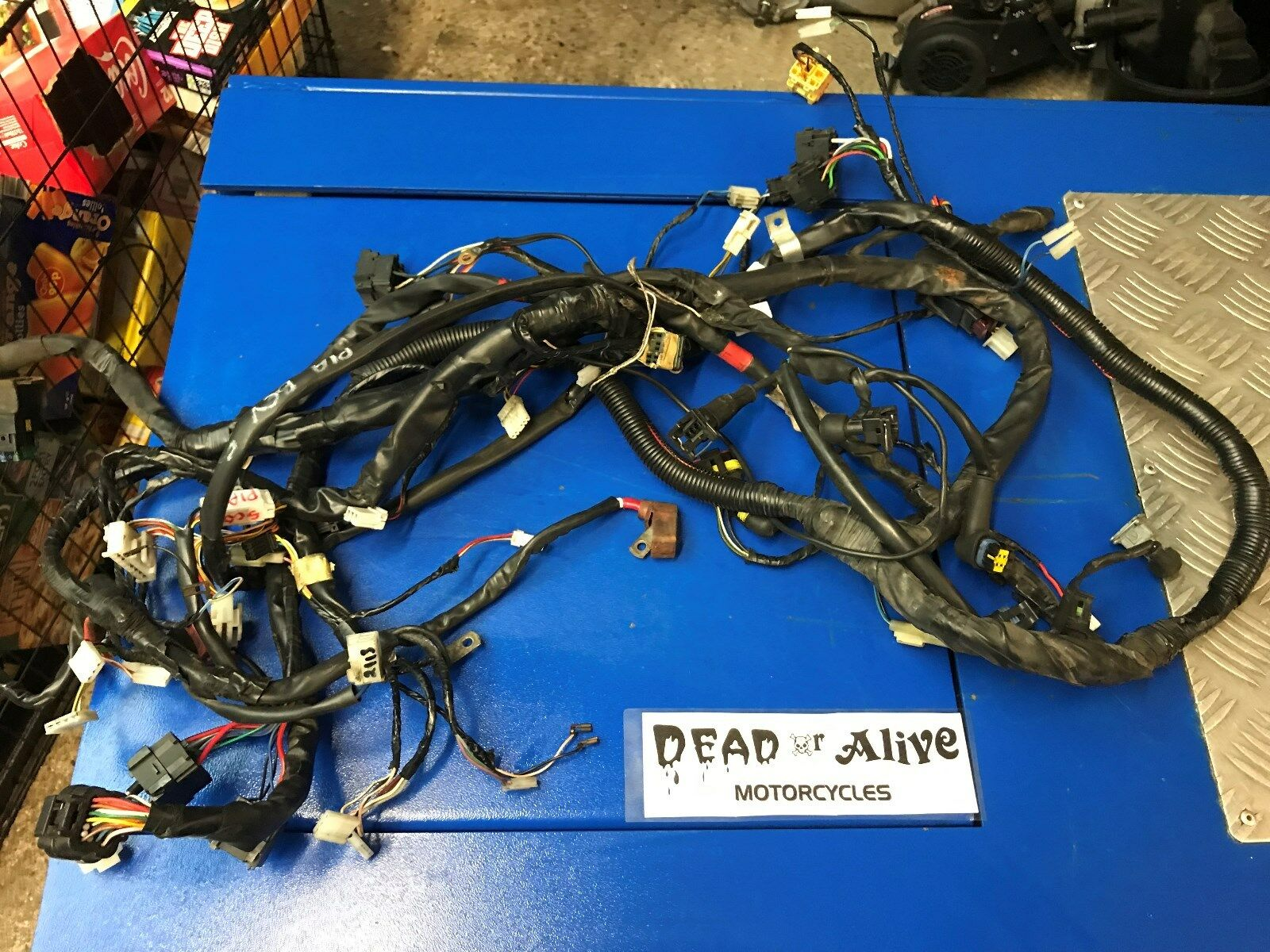 Piaggio Beverly 500, Full Wiring Harness / Loom 1 of 6Only 1 available ...