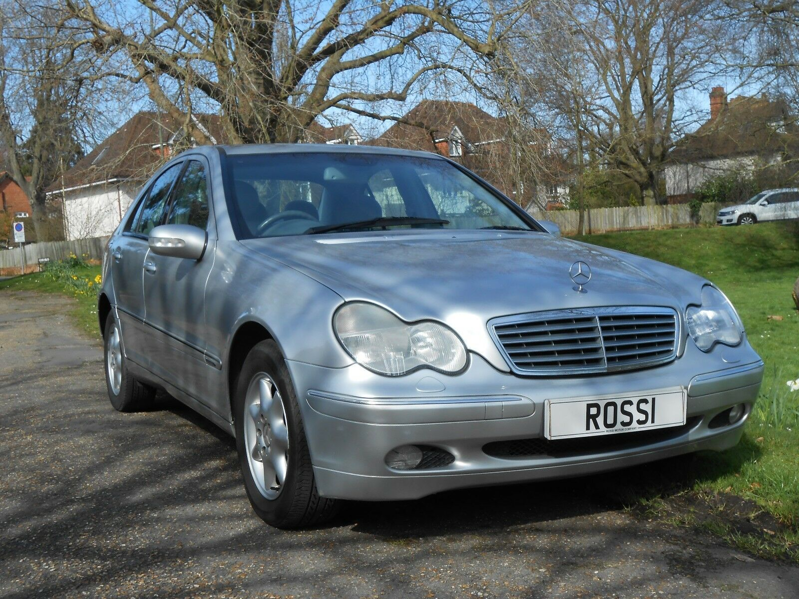 Mercedes c180 elegance auto immaculate example 2 for Mercedes benz c 180