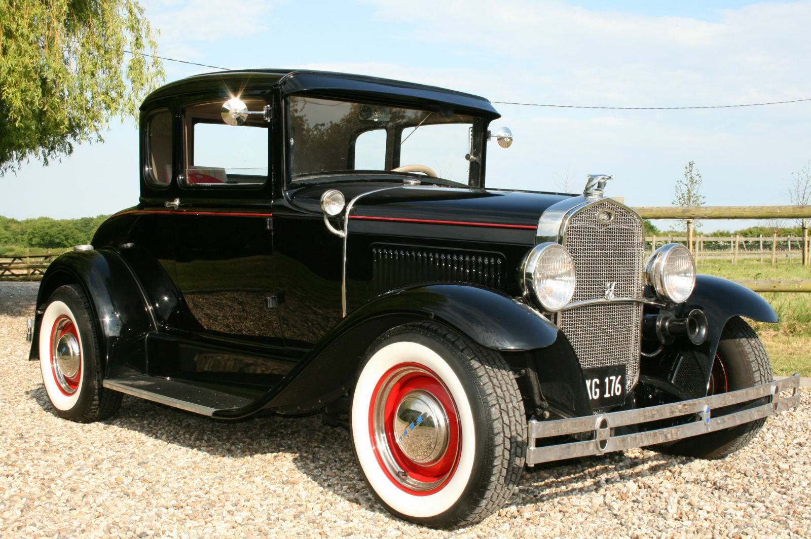 FORD MODEL A Coupe V8 Hot Rod, All Steel. Now Sold .We\'re always ...