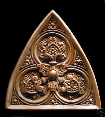 Celtic Antique decorativeTriangle wall decor art accent