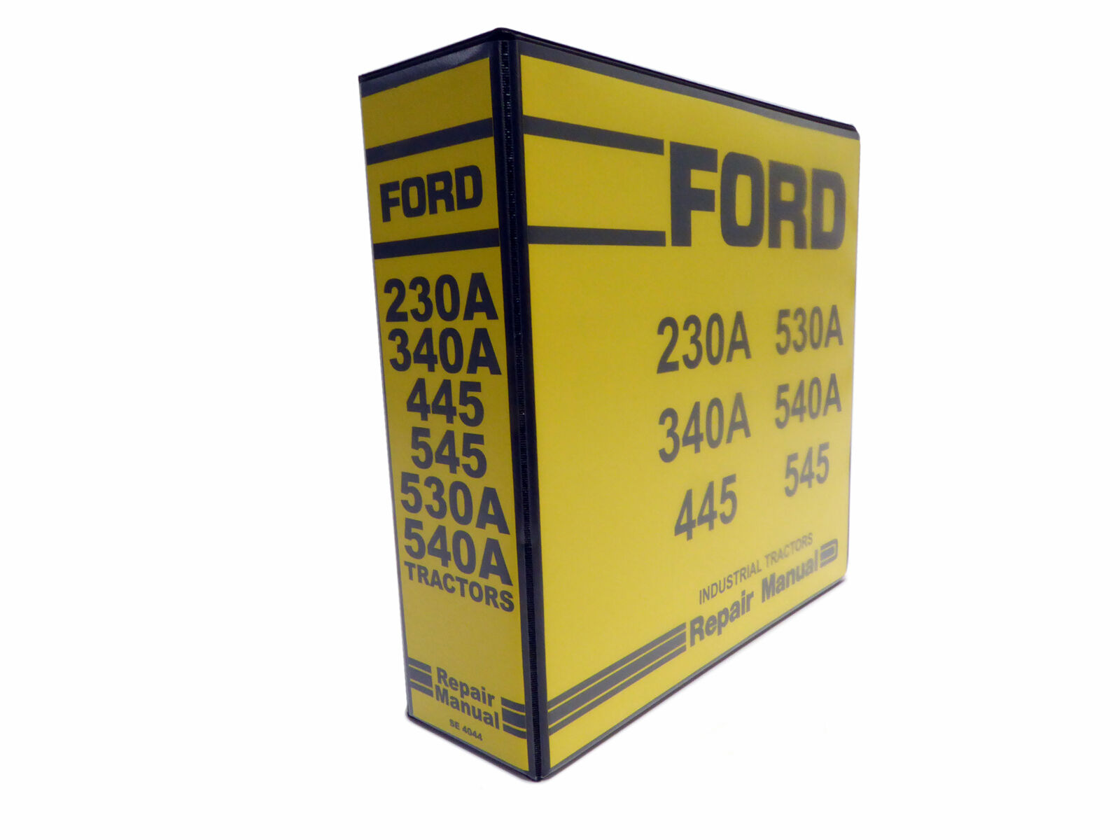 Ford 230A,340A,445,530A,540A,545 Tractor Service Manual Repair Shop 1 of  12Only 2 available Ford ...
