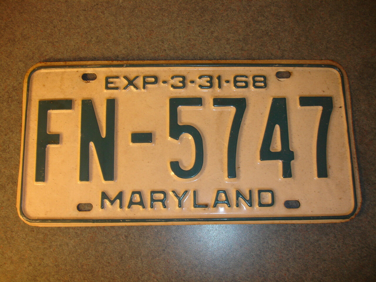 Cute Historic Tags Maryland Images - Classic Cars Ideas - boiq.info