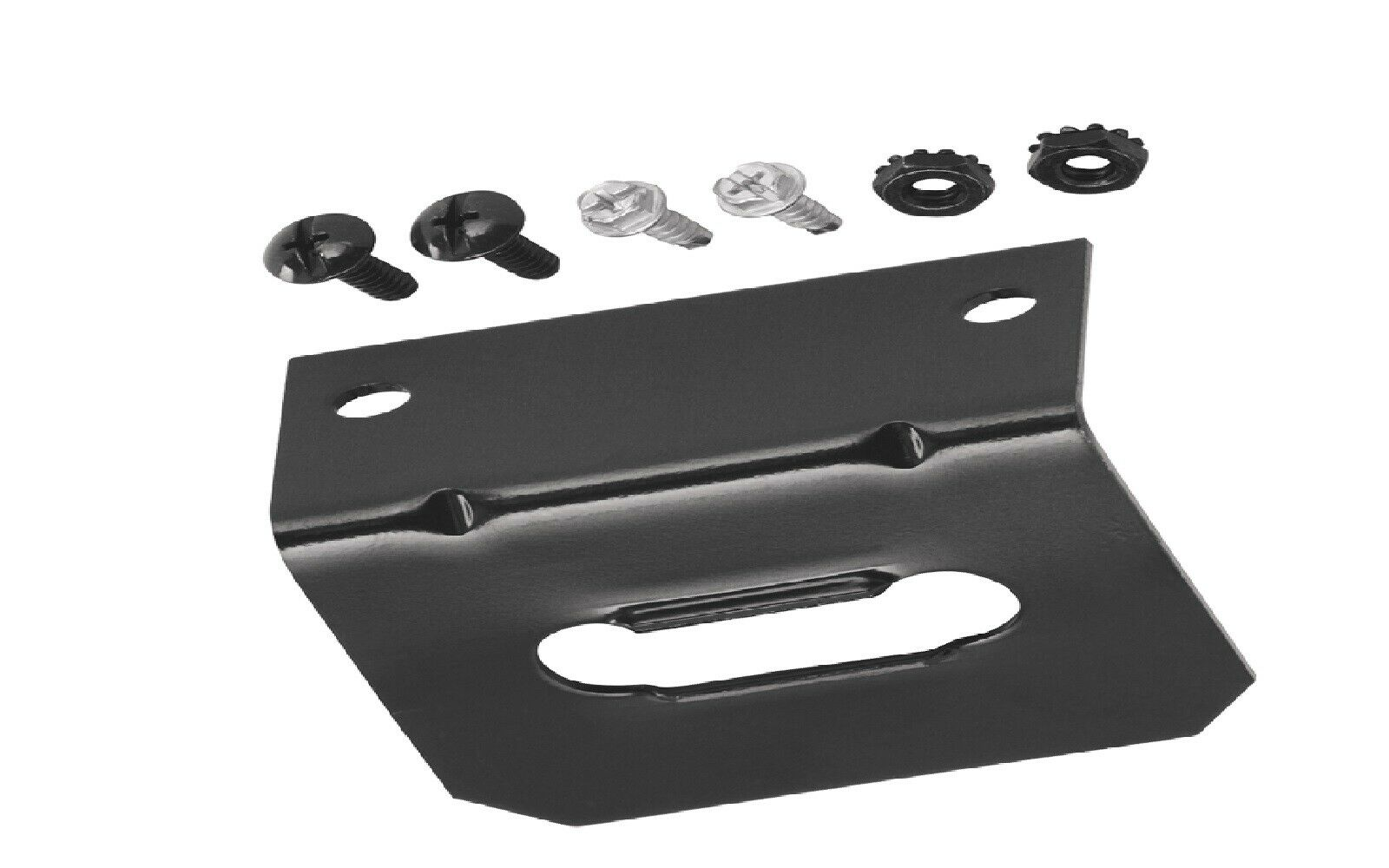 tow ready 118144 trailer wire connector mounting bracket 14 69 rh picclick com trailer hitch wiring bracket trailer wiring bracket for 2015 frontier