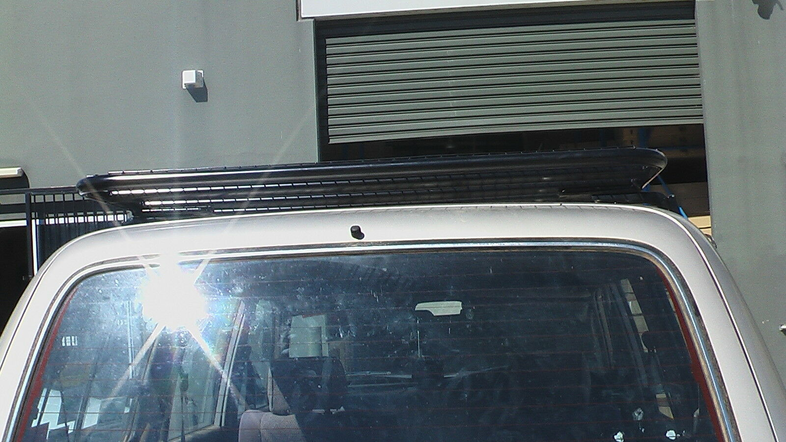 Platform Flat Alloy Roof Rack 2200x1250mm For Mitsubishi Delica L400 Central Locking Wiring Diagram 1 Of 7only 3 Available