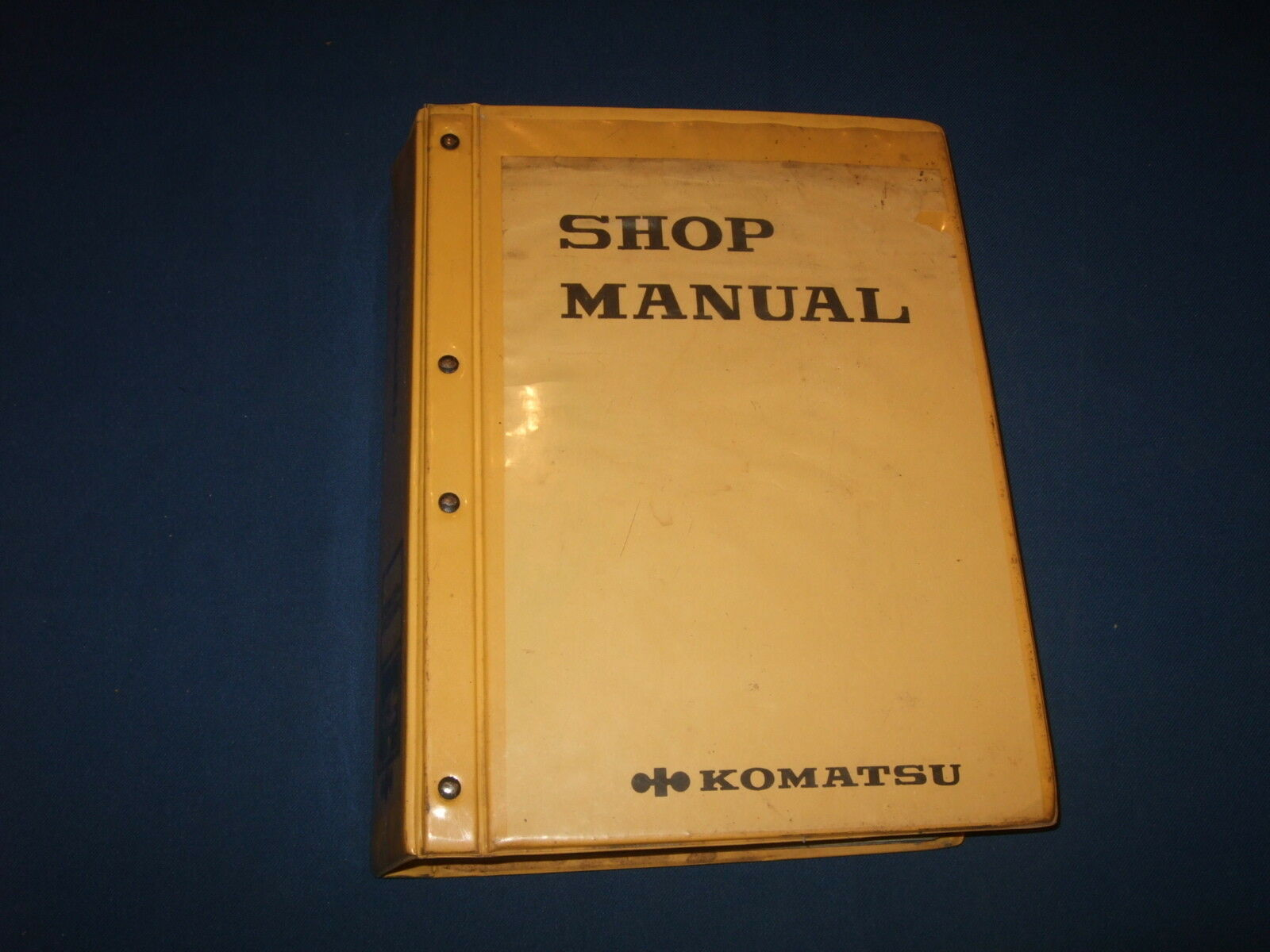 Komatsu Excavator Pc200 Pc210-3 Pc220 Pc240-3 Excavator Service Shop Manual  1 of 4Only 1 available ...