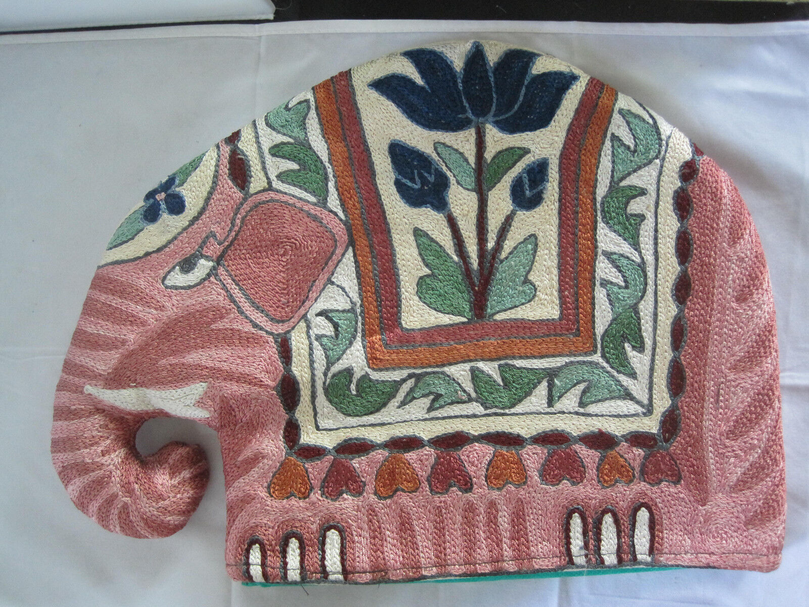 hand knit elephant kitchen appliance cover 29 99 picclick