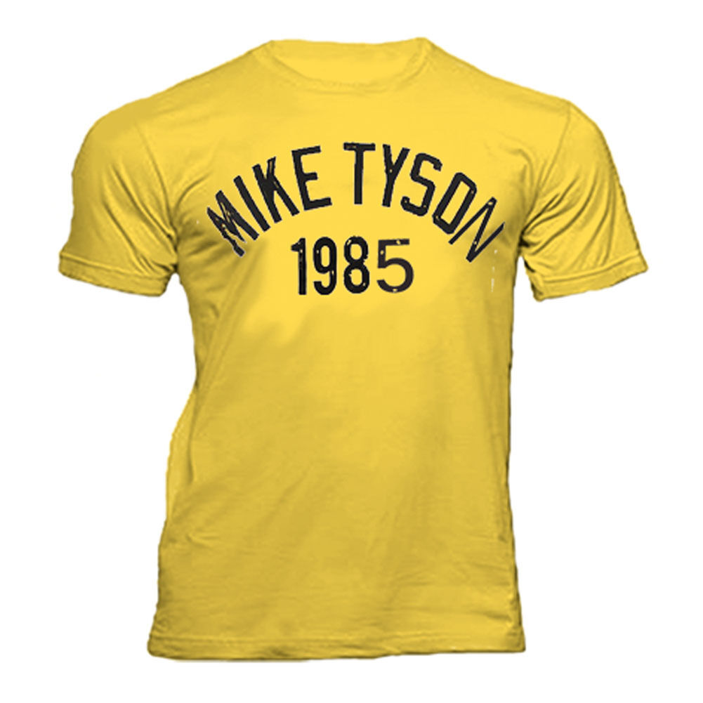 Mike Tyson Clothing Brand