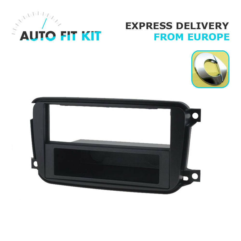 Smart Coupe Fortwo 1 Din Single Fascia Radio Stereo Replacement 2013 Fuse Box Of See More