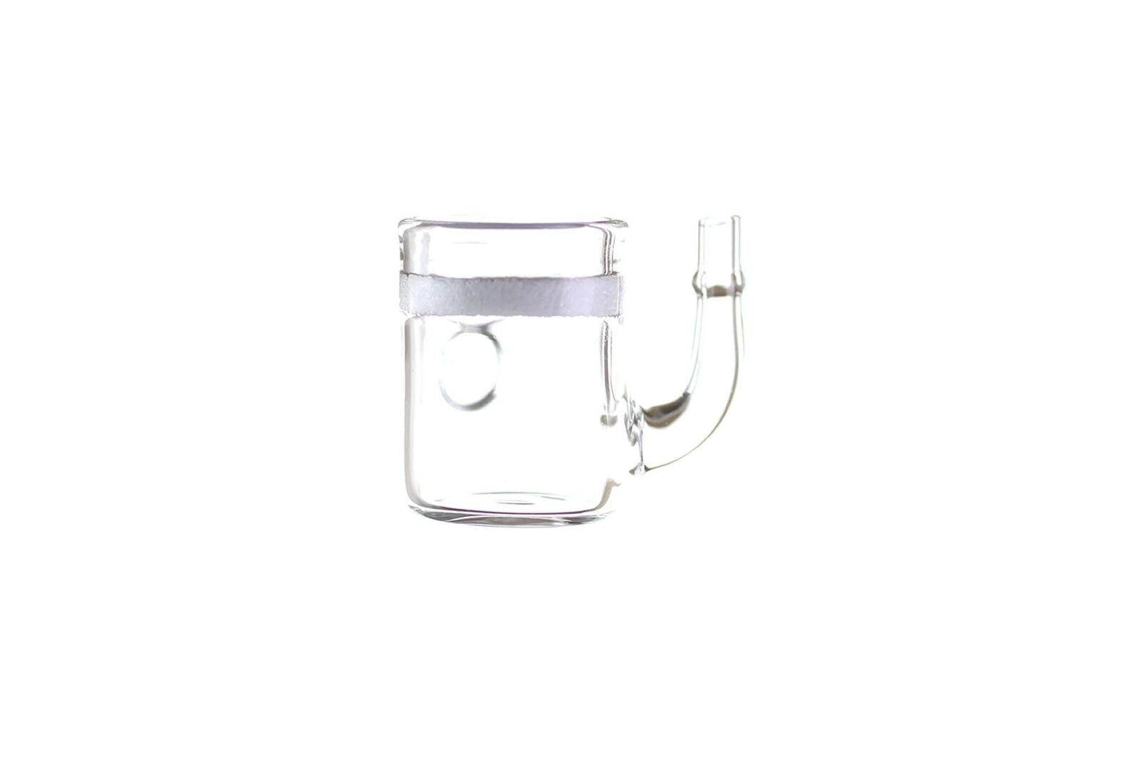 Flat-Bottom Glass CO2 Diffuser - Small for Aquariums up to 80L