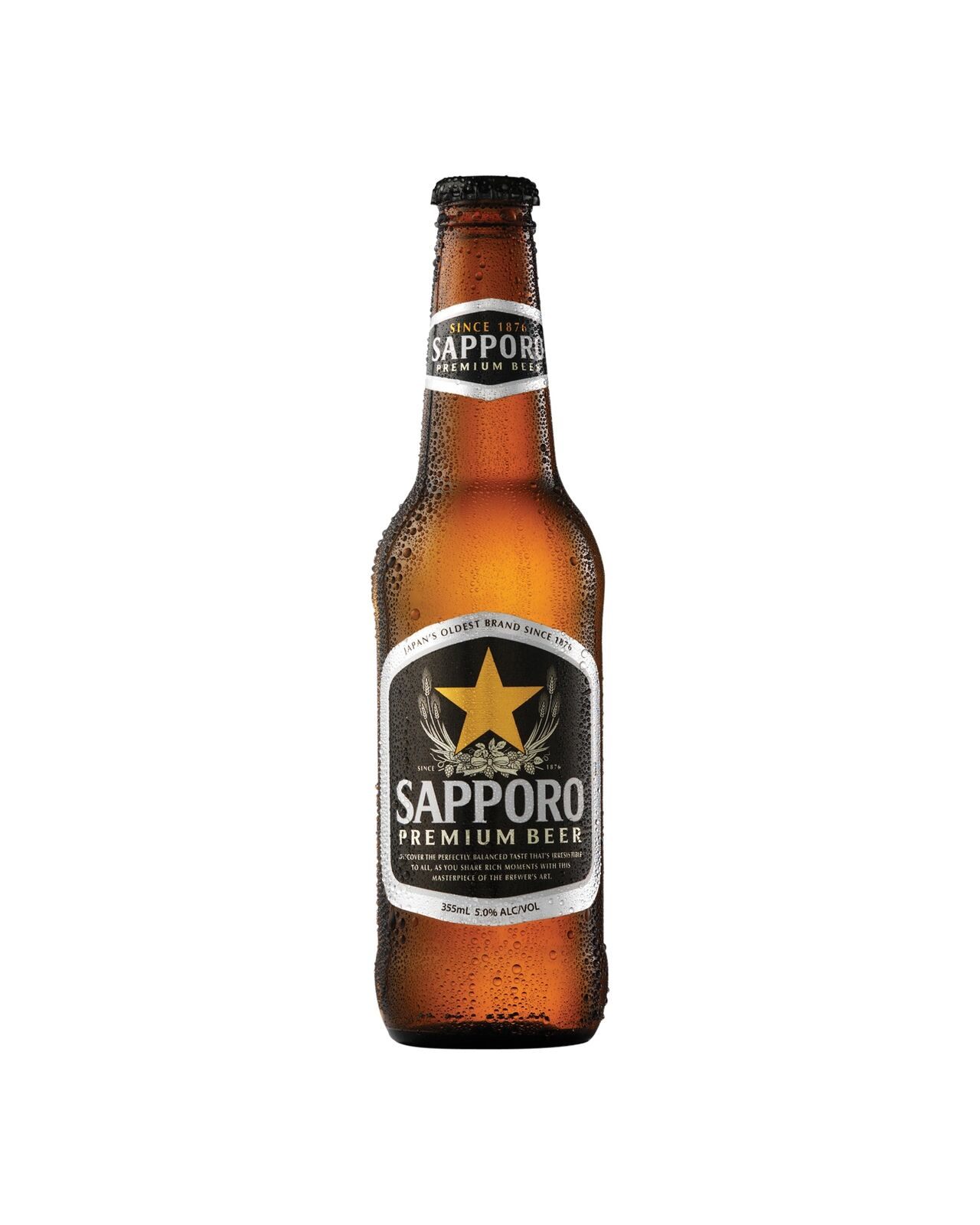 sapporo beer Sapporo premium beer is a american pale lager style beer brewed by sapporo breweries ltd in tokyo-to tokyo-shi, japan 286 average with 2191 ratings, reviews and.
