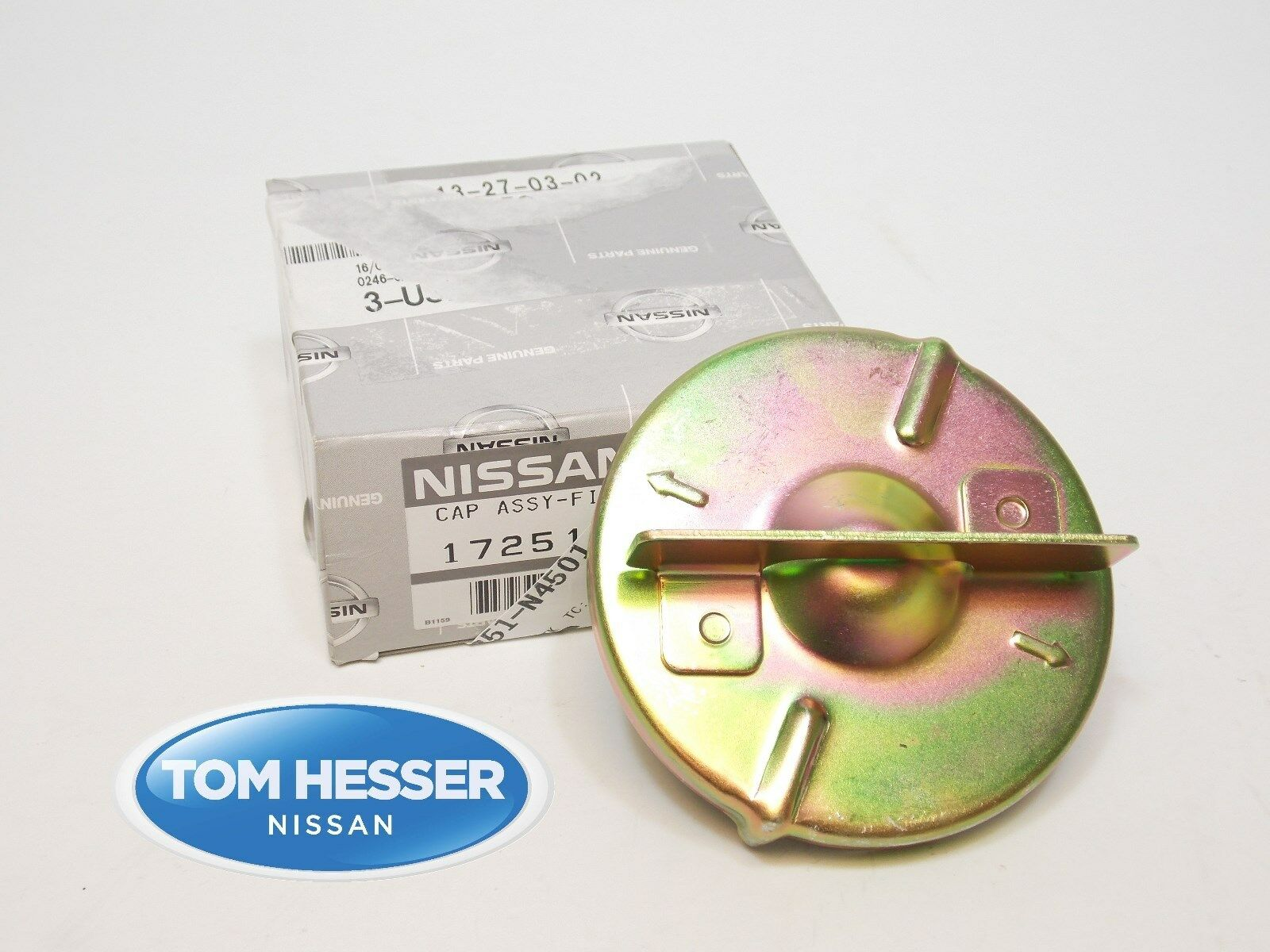 Genuine Nissan Oem Datsun 240z 260z 280z Fuel Filler Cap Brand New Filter 1 Of 1only 0 Available