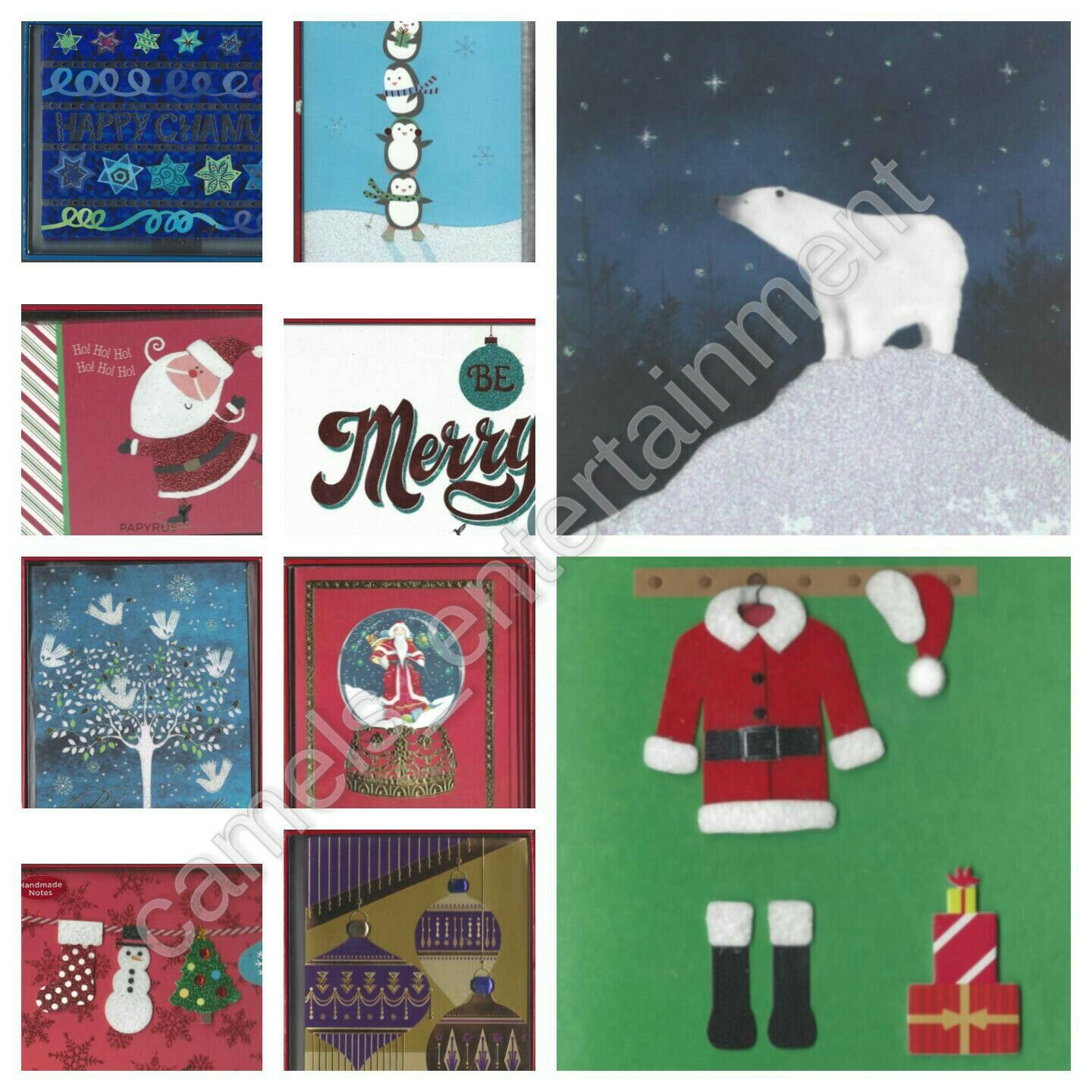1 of 1free shipping - Papyrus Holiday Cards