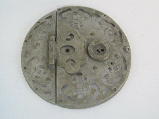 Chinese Door Circular Door Lock Vintage Look (OAR38-1001)