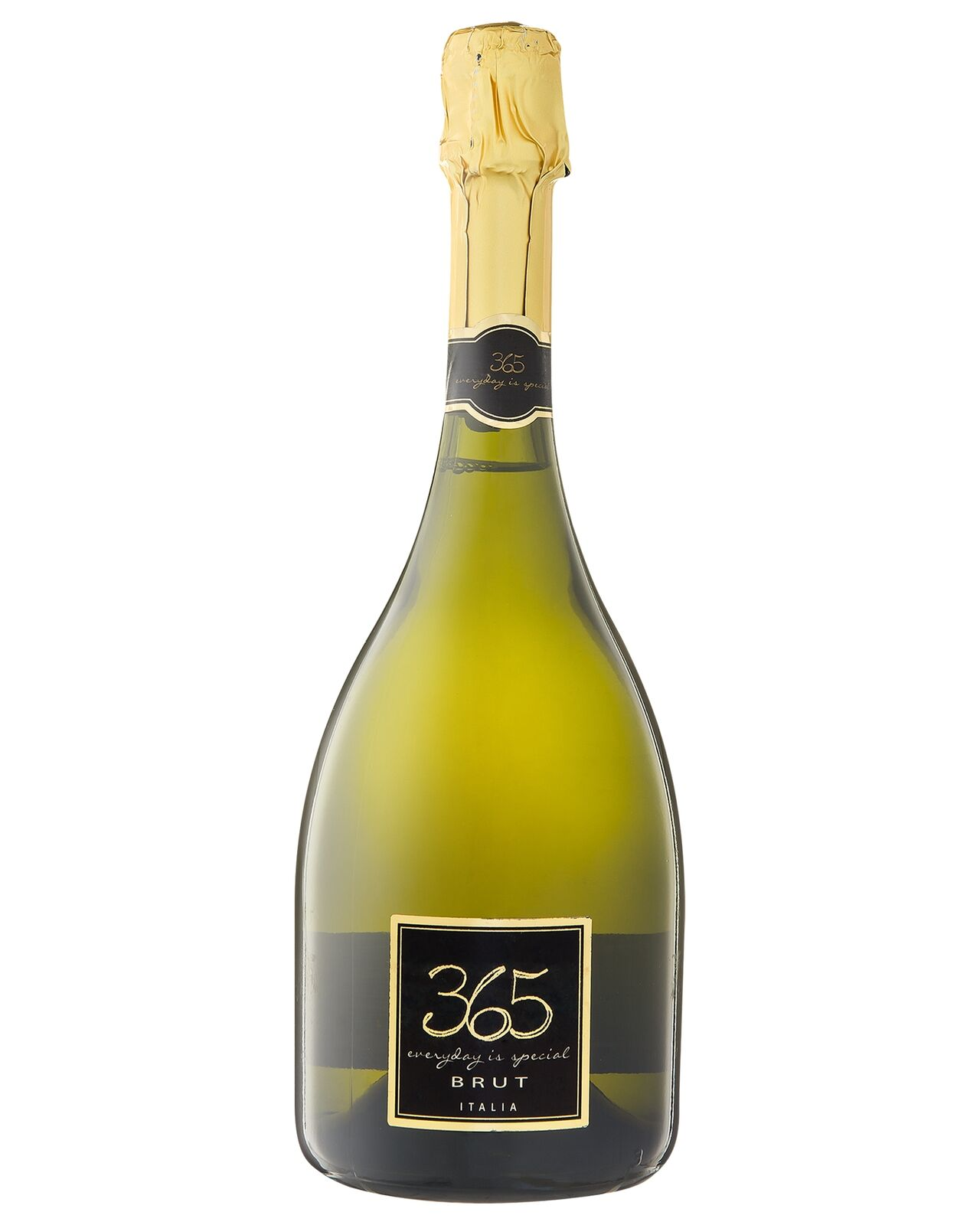 365 Italian Brut 2016 case of 6 Champagne Sparkling White Wine 750mL