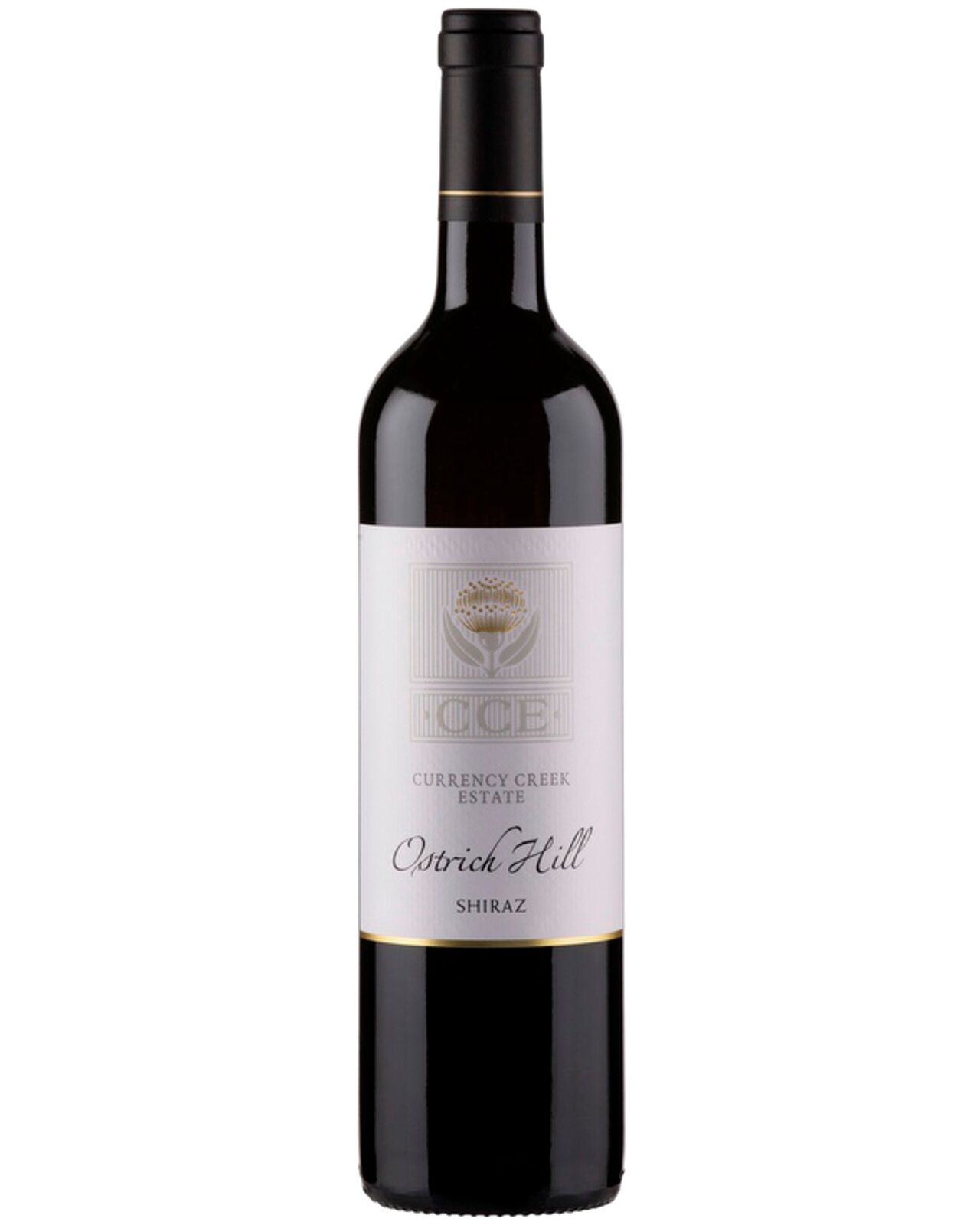 2014 Ostrich Hill Shiraz Currency Creek Estate case of 6 Dry Red Wine 750mL