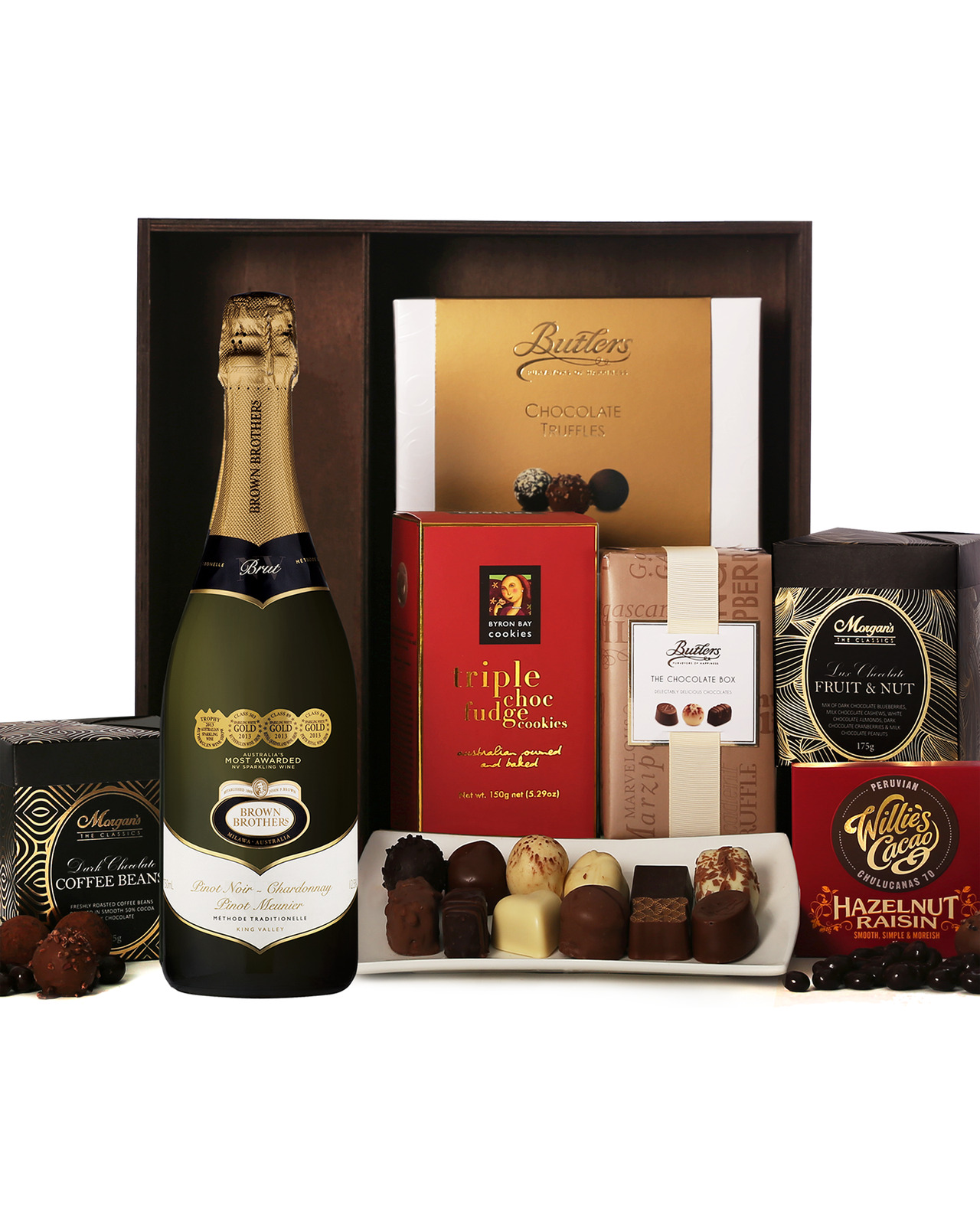The Hamper Emporium Australia's Finest Sparkling & Chocolates