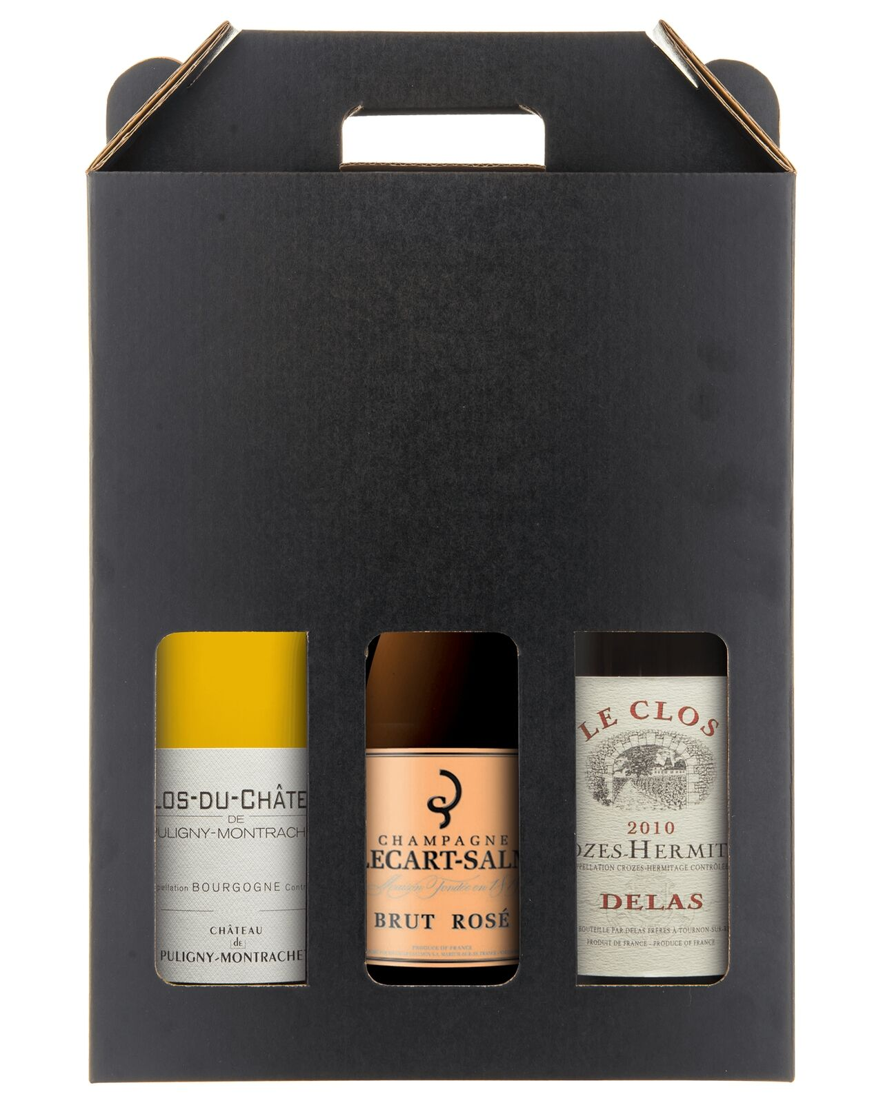 Classic French 3 Pack bottle France