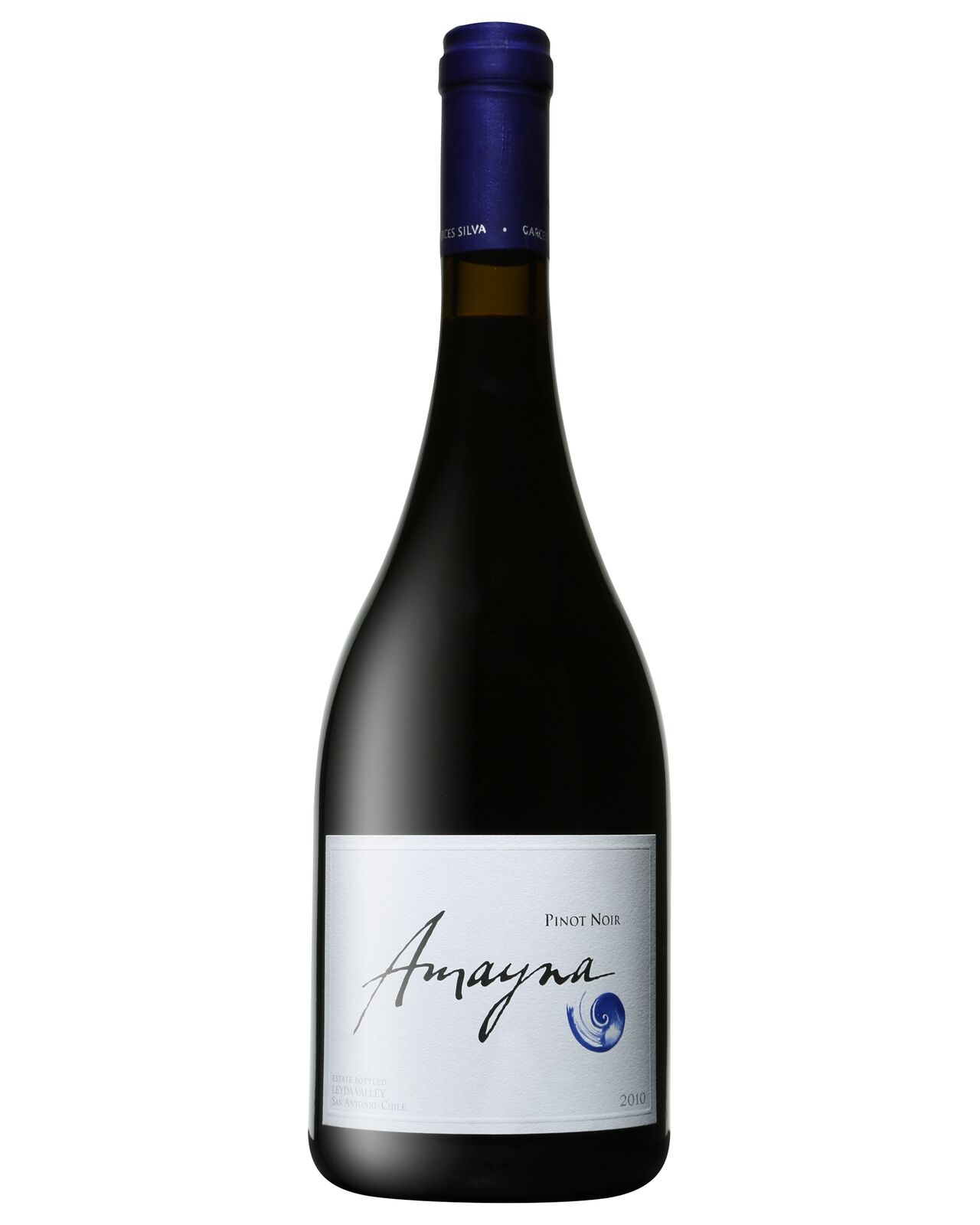 Amayna Pinot Noir 2010 bottle Dry Red Wine 750mL San Antonio Valley