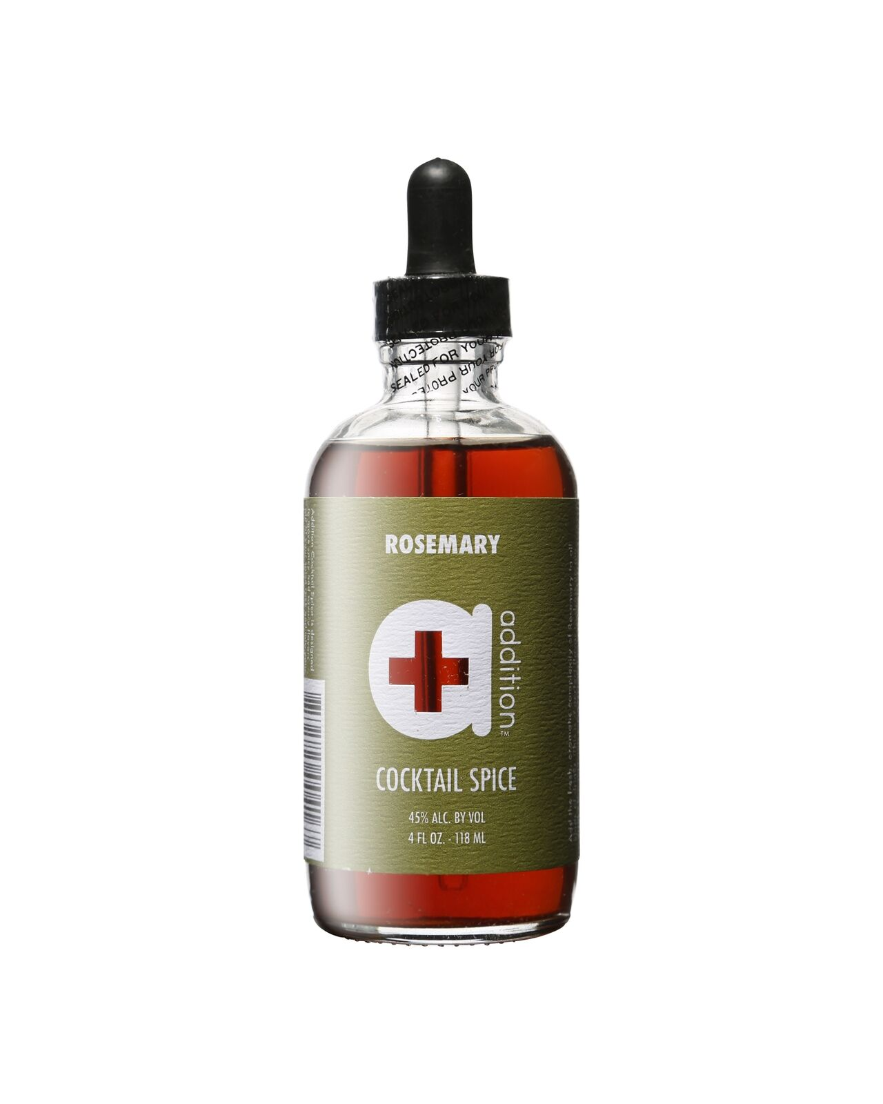 Addition Rosemary Cocktail Flavouring 118mL bottle Bitters