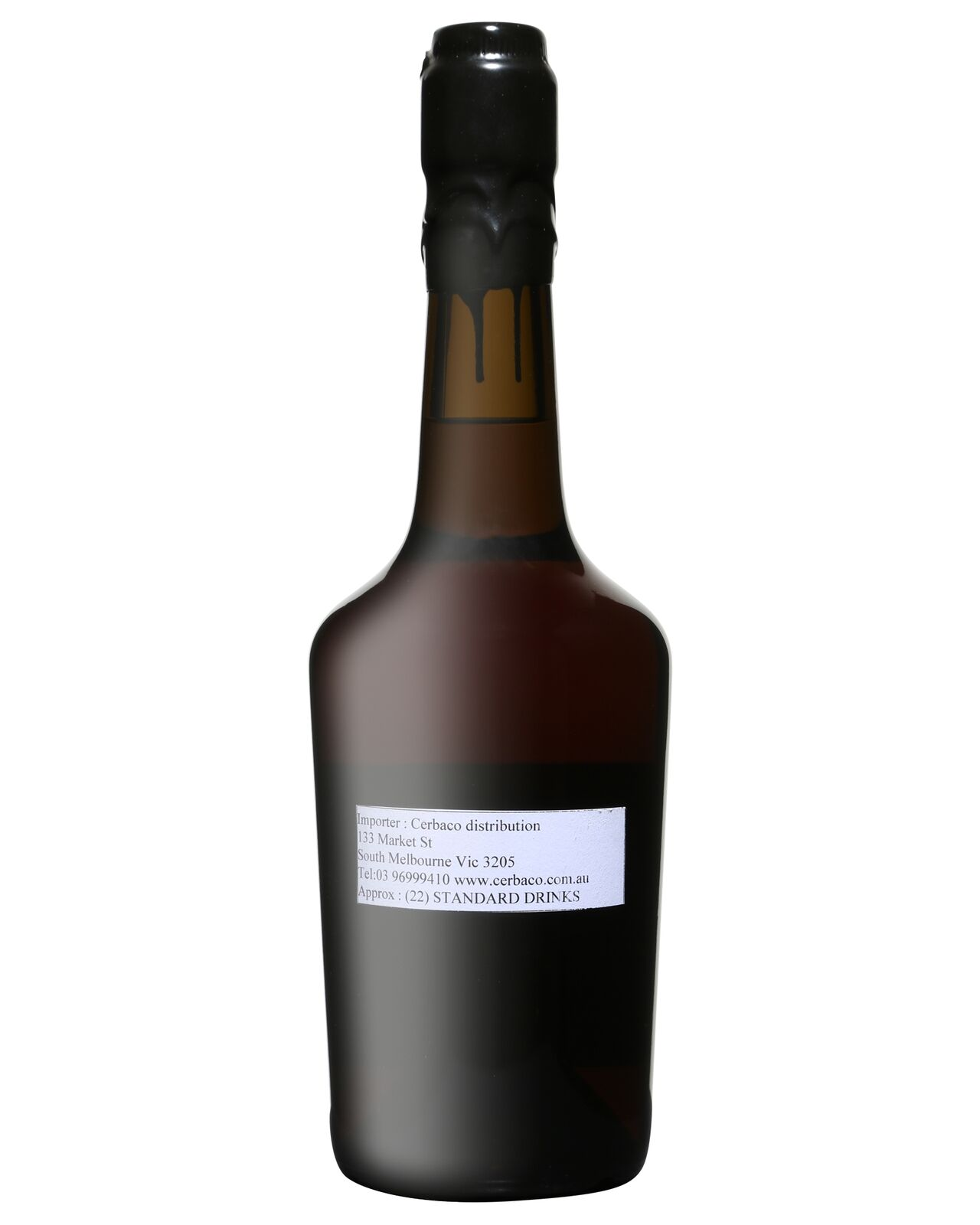 Adrien Camut Calvados Pays d'Auge 6 Years Old 700mL case of 12