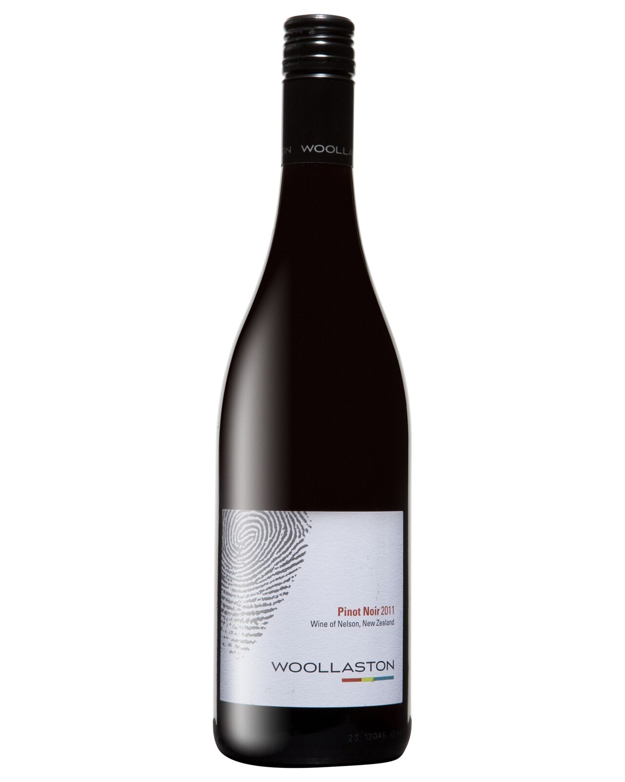 Woollaston Estates Pinot Noir case of 12 Dry Red Wine Nelson