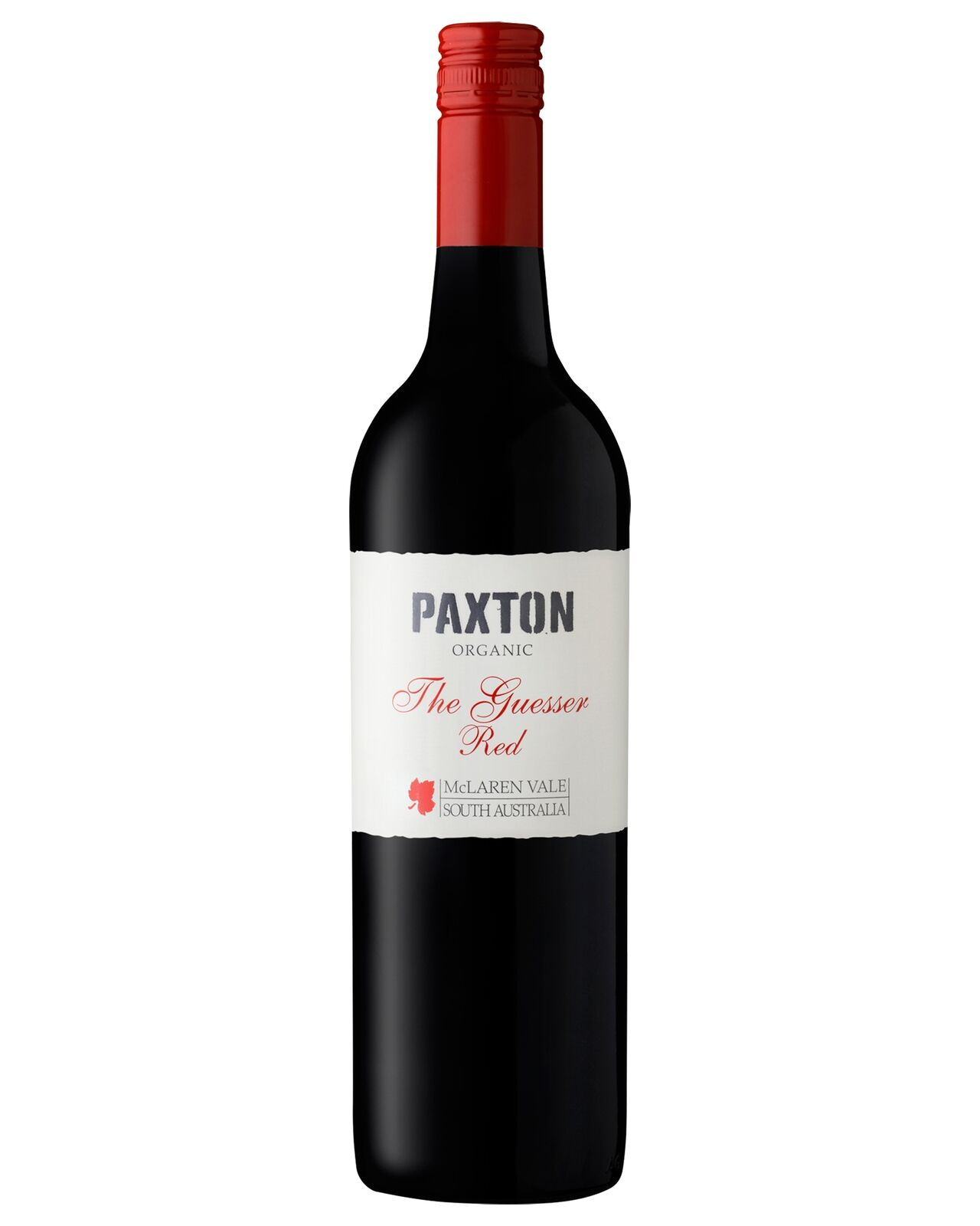 Paxton The Guesser Red case of 6 Dry Red Wine 750mL McLaren Vale