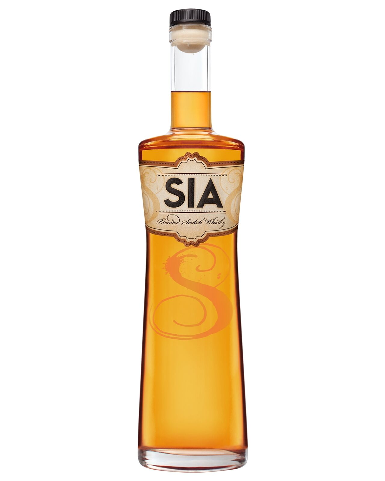 SIA Scotch Whisky 750ml bottle
