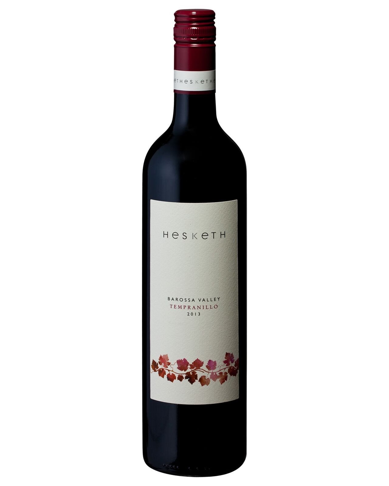 Hesketh Tempranillo 2013 case of 6 Dry Red Wine 750mL Barossa