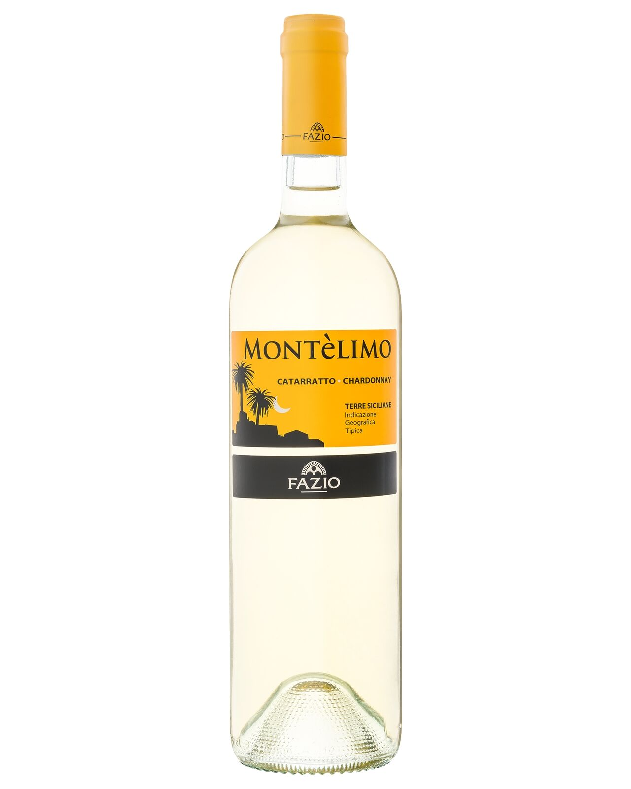 Fazio Montelimo White IGT case of 6 White Blends Dry White Wine 750mL
