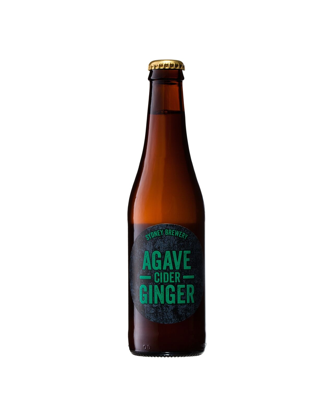Fermented with Sydney Cider, organic agave and ginger, this ground breaking Cide