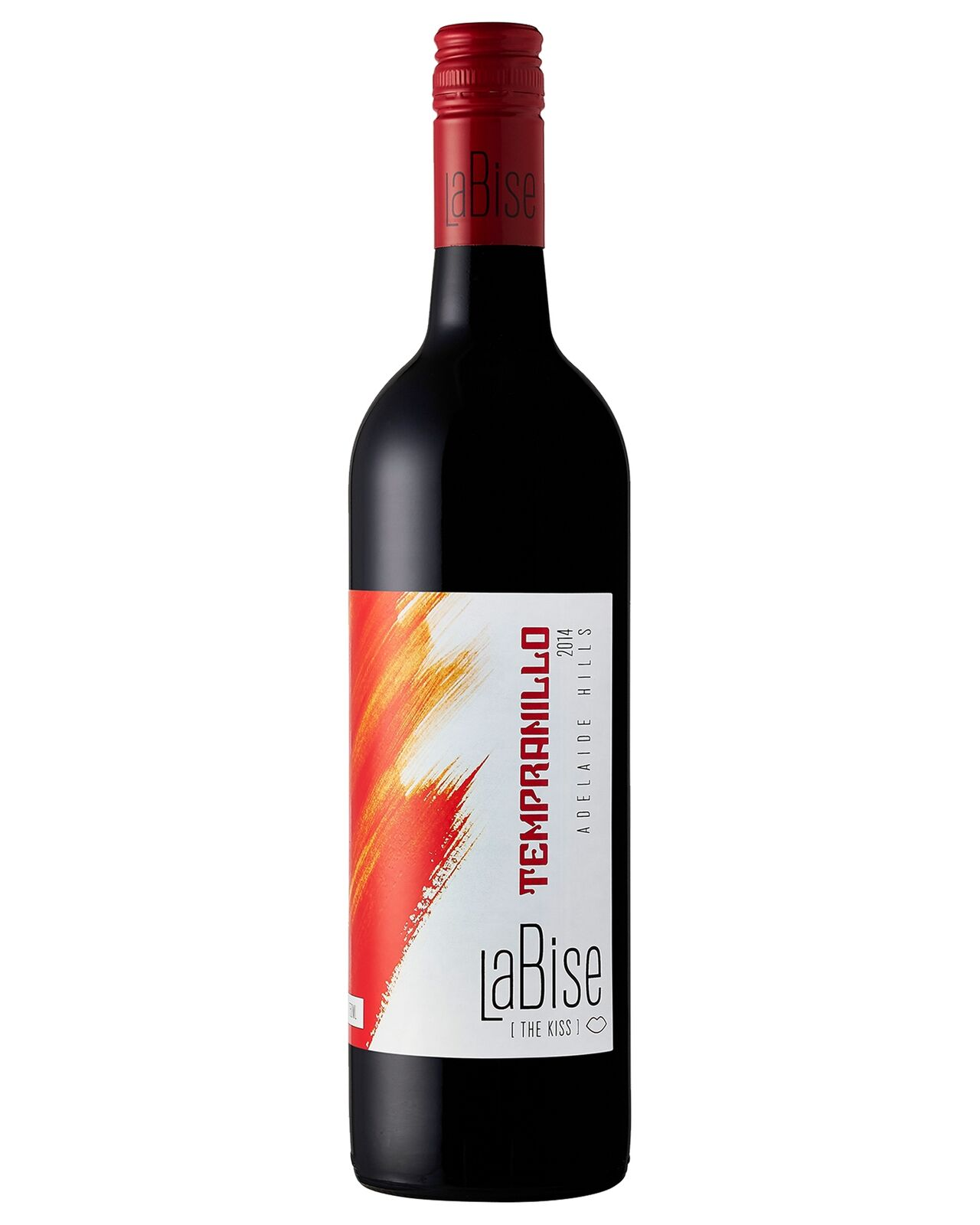 La Bise Tempranillo case of 6 Dry Red Wine 750mL Adelaide Hills