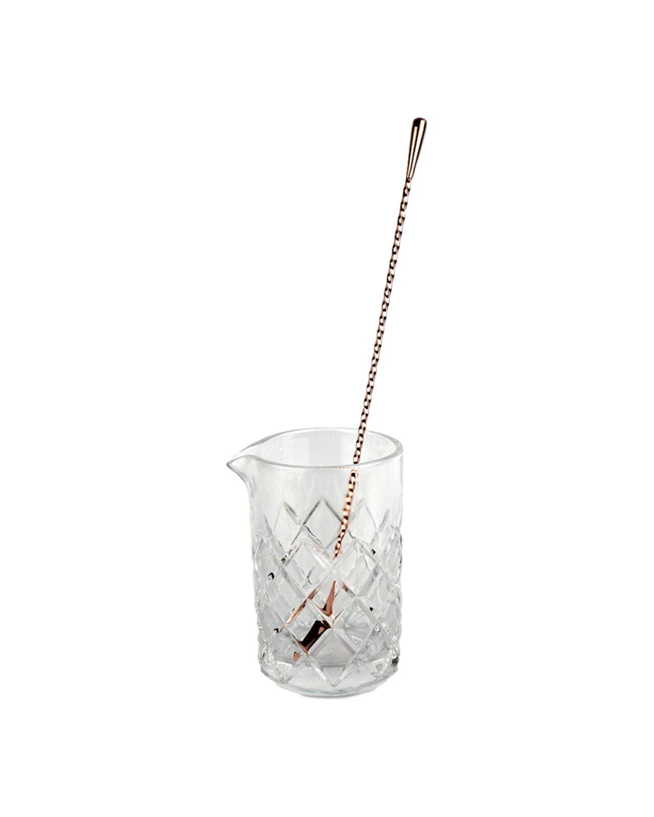 Cocktail Kit Yarai Mixing Glass Set - Copper Bar Accessories