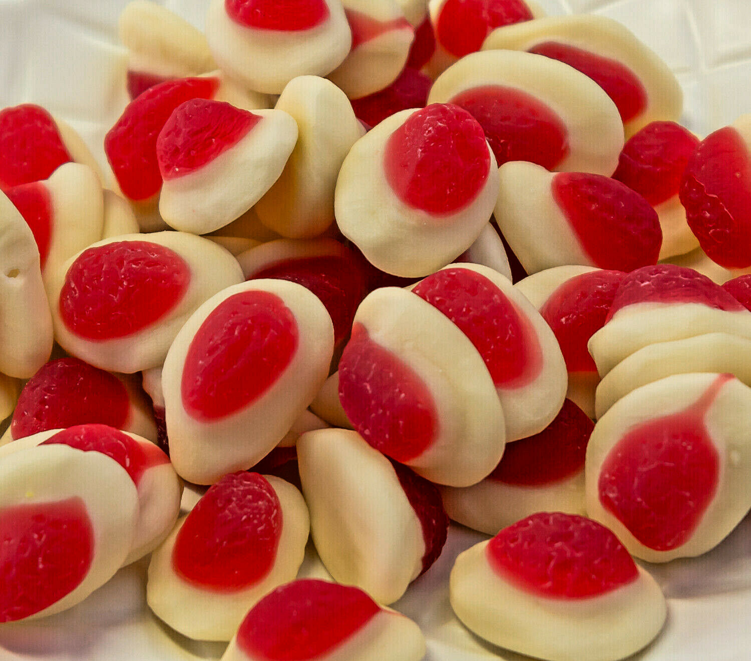 Allen's - Strawberries & Cream-2 X 1.3kg-Buffet Lollies, Allens Sweets Post Incl