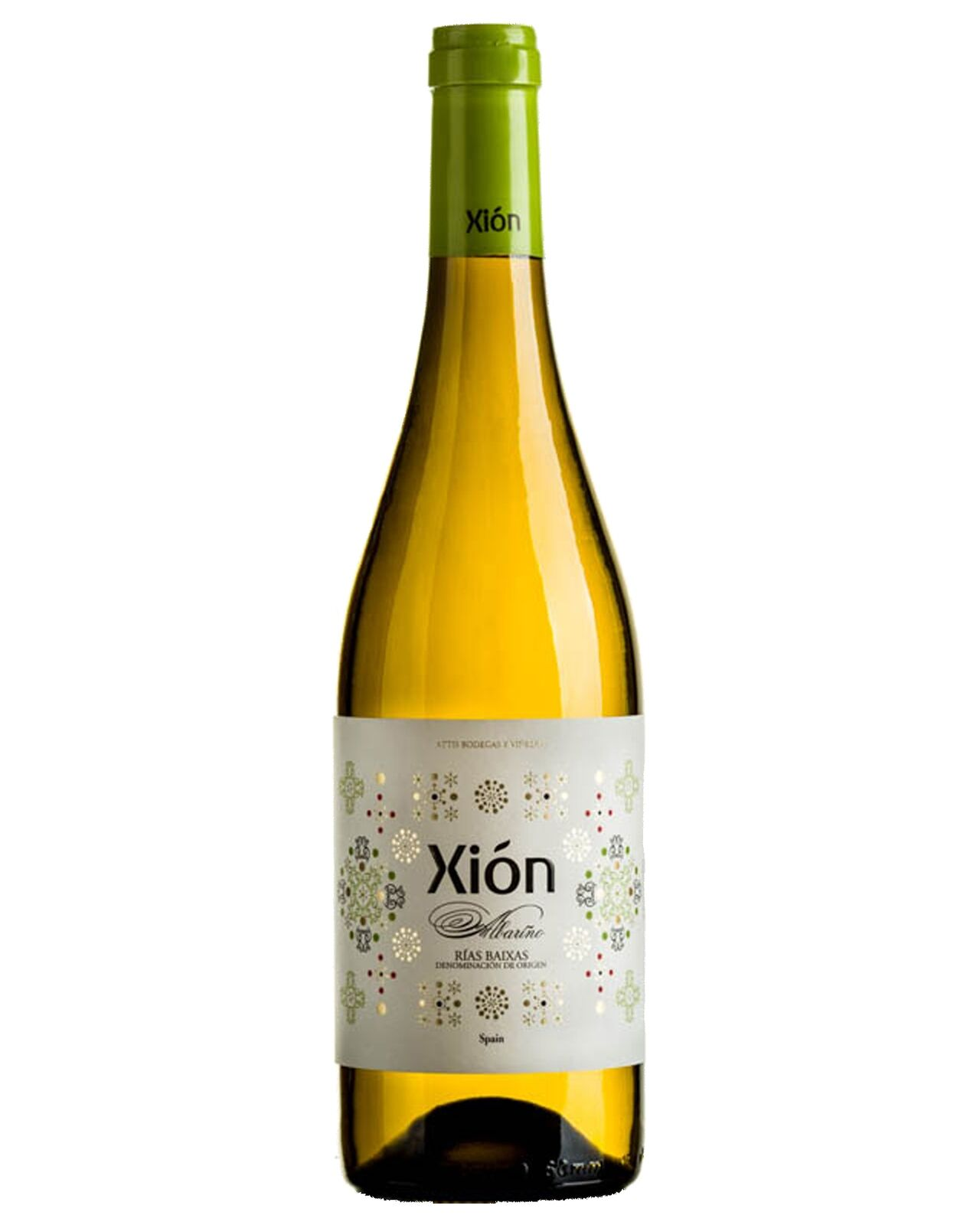 Attis  Xion Albarino 2015 case of 12 Albariño Dry White Wine 750mL