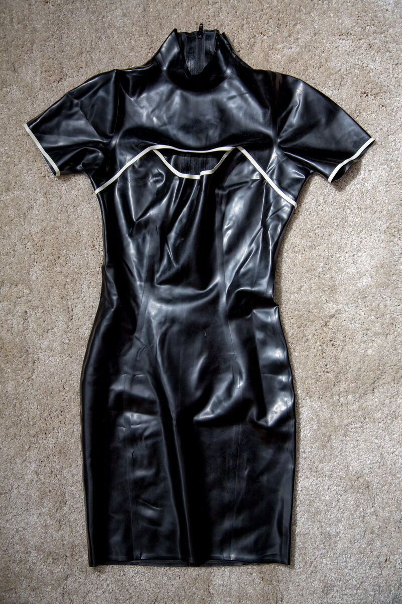 Libidex Goddess Dress Gr.XS Rubber Latex Kleid