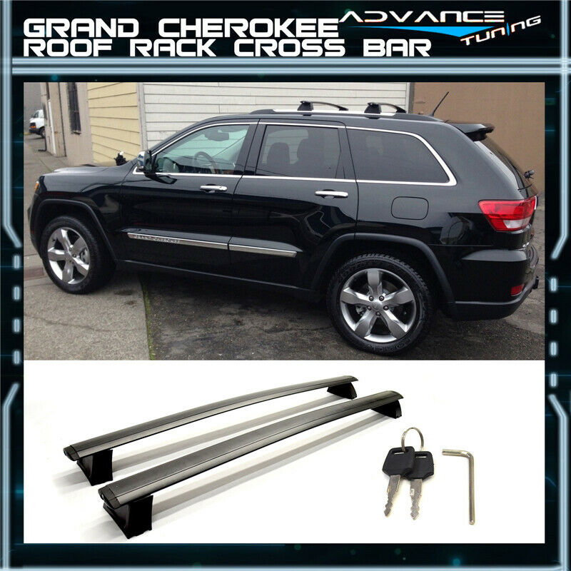 For 11 18 Jeep Grand Cherokee OE Style Top Roof Rack Cross Bar 1 Of 6Only 5  Available See More