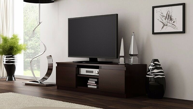 tv lowboard board fernseher fernsehtisch unterschrank tv. Black Bedroom Furniture Sets. Home Design Ideas