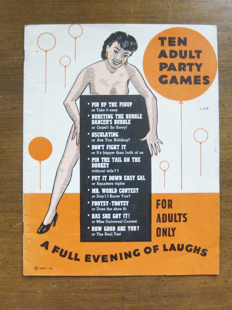 party games Adult