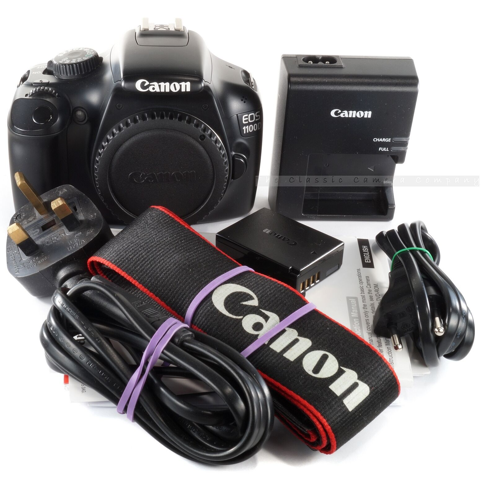 canon eos 1100d body only 12 2 mp mega pixels dslr. Black Bedroom Furniture Sets. Home Design Ideas