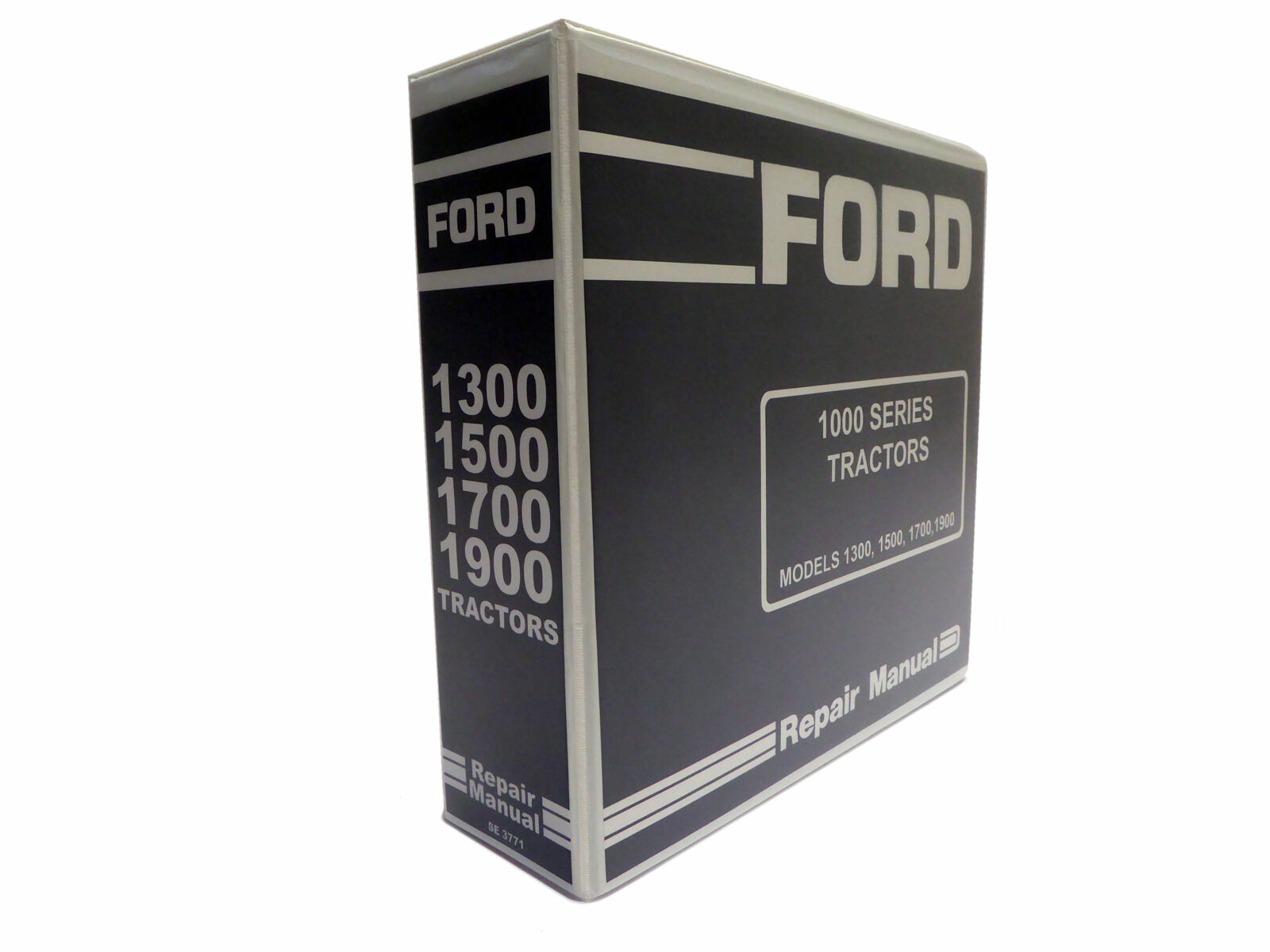 Ford 1300, 1500, 1700, 1900 Tractor Service Manual Repair Shop Book NEW w 1  of 12Only 2 available See More