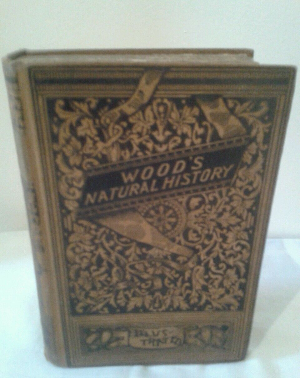 Antiquarian Natural History Books Uk